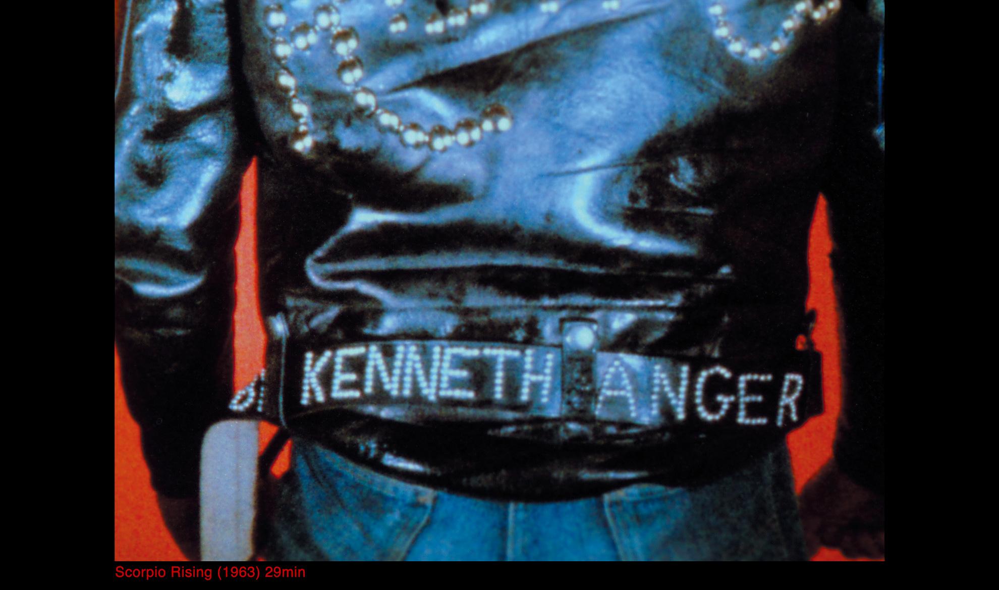 Sister x Kenneth Anger